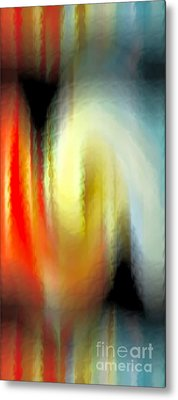 Evanescent Emotions Metal Print by Gwyn Newcombe