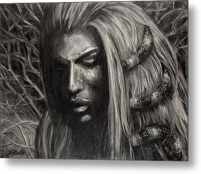Eve Metal Print by Jason Reinhardt