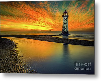 Metal Print featuring the photograph Evening Delight by Adrian Evans