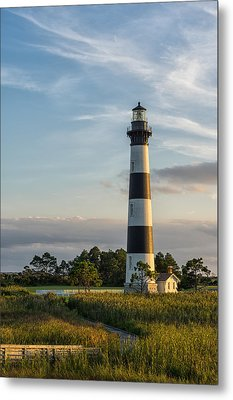 Evening Light Metal Print by Gregg Southard