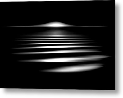 Event Horizon Metal Print by Az Jackson