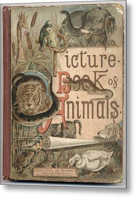 Example Of 19th Century Children S Metal Print