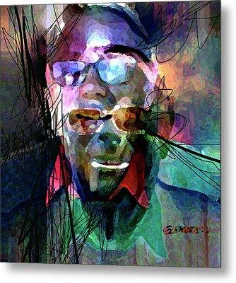 Excedrin Headache 17 Metal Print by Dean Gleisberg
