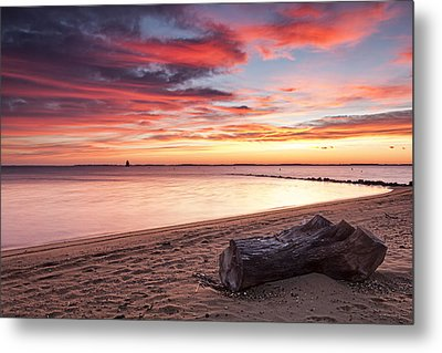 Metal Print featuring the photograph Exhale by Edward Kreis
