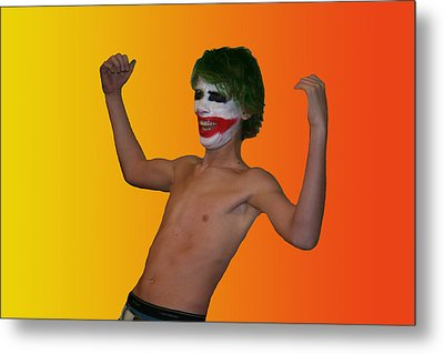 Exuberance Metal Print by Dave Clark