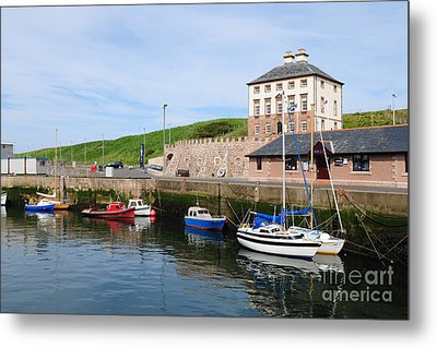 Eyemouth Metal Print