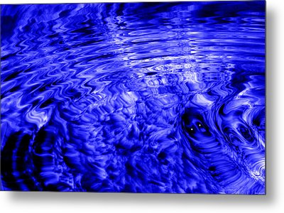 Eyes Wide Open Dream Metal Print by Evelyn Patrick