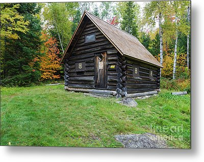 Fabyan Guard Station - Carroll New Hampshire Metal Print by Erin Paul Donovan