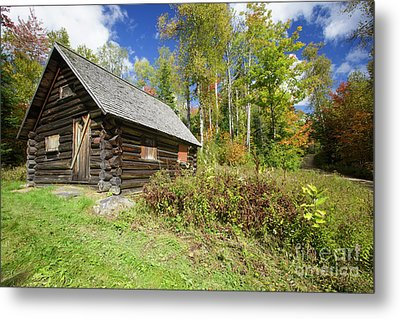 Fabyan Guard Station - White Mountain National Forest Metal Print by Erin Paul Donovan