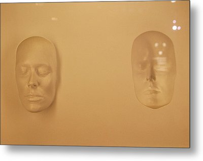 Fading In Out Metal Print by Jez C Self