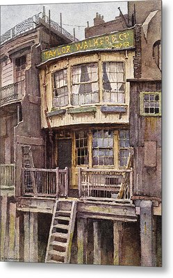 Fagin's Den Metal Print by Sarah Vernon