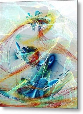 Fairy Tale Metal Print by Anastasiya Malakhova