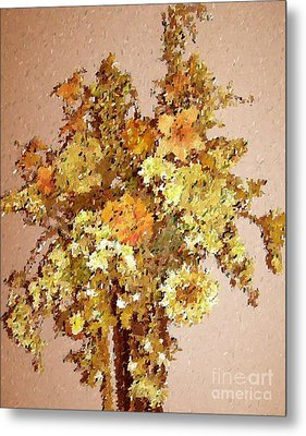 Fall Bouquet Metal Print by Don Phillips