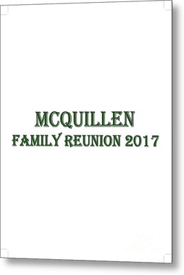 Family Reunion 2017 Metal Print