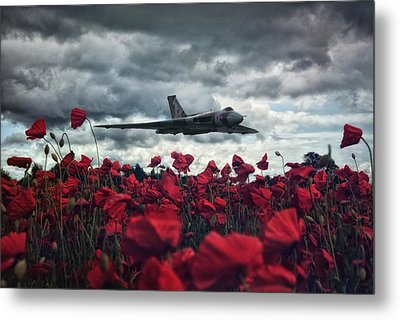 Farewell To The Spirit Of Great Britain  Metal Print
