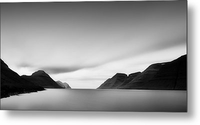 Faroe Islands Metal Print by Mihai Florea