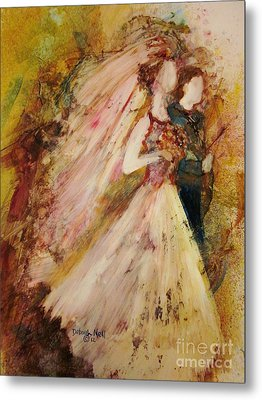 Father Of The Bride Metal Print