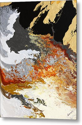 Fathom Metal Print by Ralph White