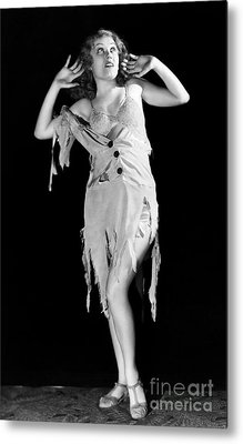 Fay Wray (1907-2004) Metal Print by Granger
