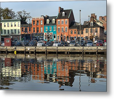 Fells Point 1 Metal Print