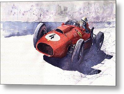 Ferrari 246 Mike Hawthorn Metal Print