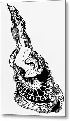 Fertility Metal Print