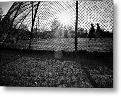 Field Of Dreams Metal Print by Jeanette O'Toole