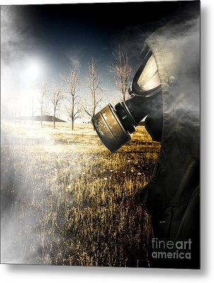 Field Of Terror Metal Print by Jorgo Photography - Wall Art Gallery