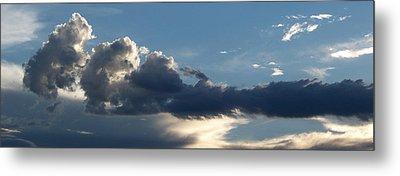 Fierce Cloud Metal Print by Jera Sky