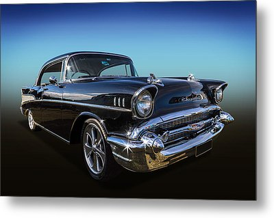 Fifty Seven Metal Print by Keith Hawley