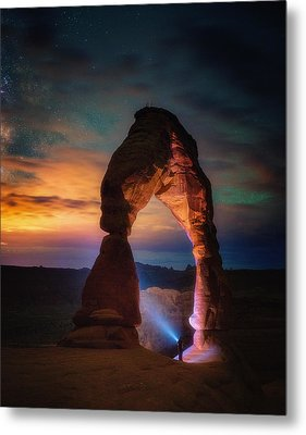 Finding Heaven Metal Print by Darren White