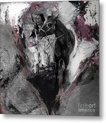 First Generation 04 Metal Print by Gull G