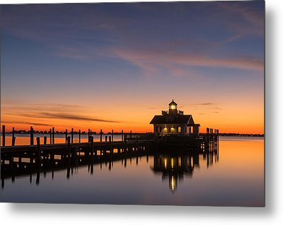 First Light Metal Print by Gregg Southard