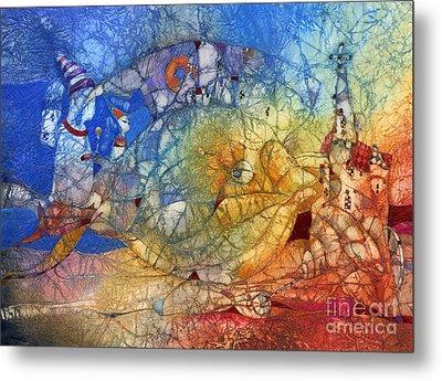 Fish Metal Print by Svetlana and Sabir Gadghievs