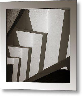 Fishbone Metal Print by Kevin Bergen