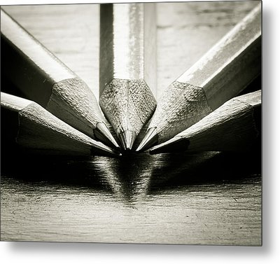 Five Points Metal Print