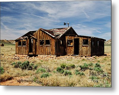 Fixer-upper Metal Print