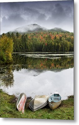 Flavor Of The Adirondacks Metal Print by Brendan Reals