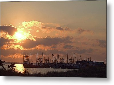 Fleet Metal Print by Newwwman