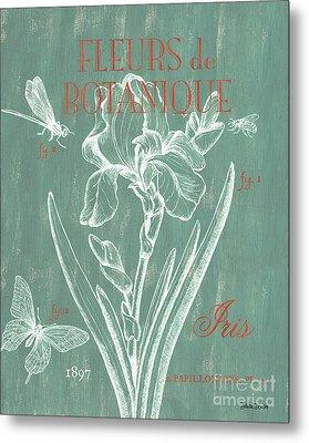 Fleurs De Botanique Metal Print by Debbie DeWitt