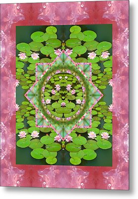 Floating World Metal Print by Bell And Todd