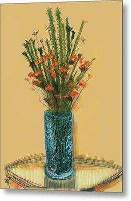 Floral No.28 Metal Print