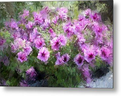 Floral Study 053010 Metal Print by David Lane
