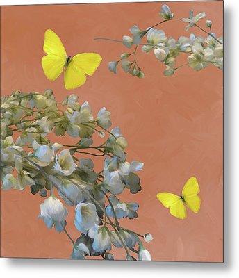 Floral06 Metal Print