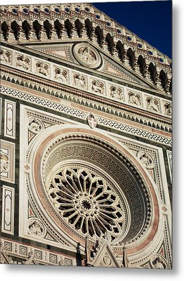 Metal Print featuring the photograph Florence by Silvia Bruno