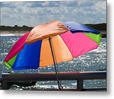 Florida Afternoon Metal Print by Allan  Hughes