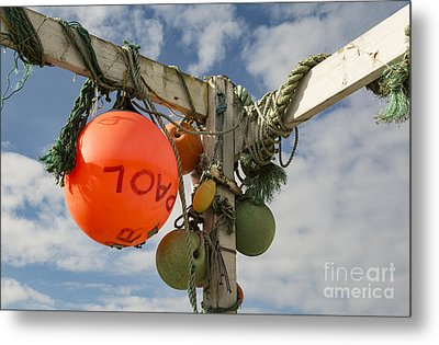 Metal Print featuring the photograph Flotsam And Jetsam by Brian Roscorla