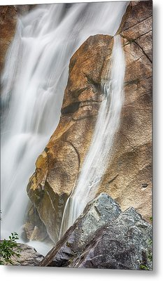 Metal Print featuring the photograph Flow by Stephen Stookey