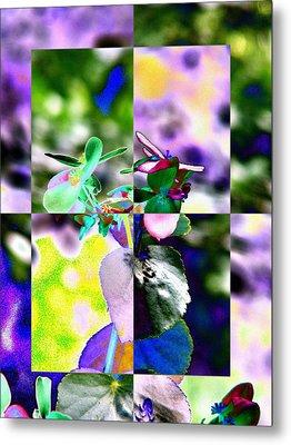 Flower 2 Metal Print by Tim Allen