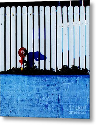 Metal Print featuring the photograph Flower by Vanessa Palomino